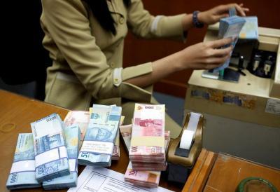 Ditutup Menguat, Rupiah Setop di Rp14.095 USD