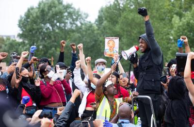 Pidato Berapi-api John Boyega Lawan Rasisme usai Kematian George Floyd