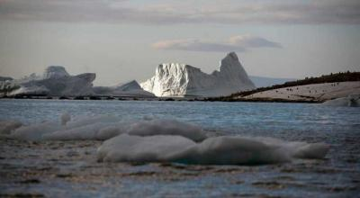 Peneliti Sebut Udara Benua Antartika Paling Bersih di Seluruh Dunia
