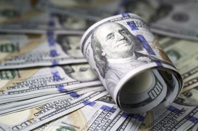 Dolar AS Lesu Tertekan Kuatnya Euro