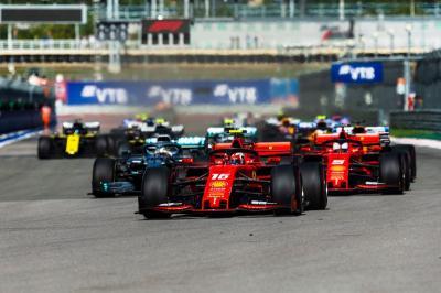 Mercedes Ungkap Alasan Tolak Ide Grid Terbalik di F1 2020