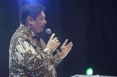 IHSG dan Rupiah Menghijau, Menko Airlangga: Pasar Respons Positif Penanganan Covid-19