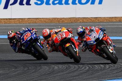 Marquez Favorit Juara, tetapi Semua Pembalap Bisa Bikin Kejutan Musim Ini