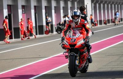 Guidotti Tegaskan Petrucci Takkan Kembali Perkuat Pramac Ducati