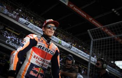 Disebut Tak Respek pada Pembalap Lain, Begini Reaksi Marquez
