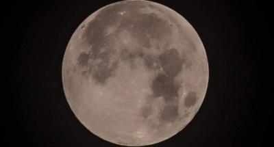 5 Kumpulan Foto Keren Gerhana Bulan Strawberry