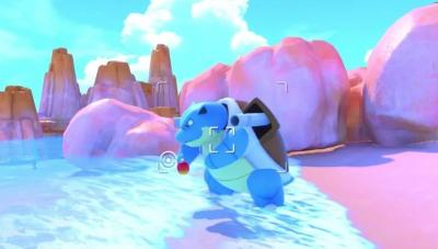 Game Pokemon Snap Akan Hadir di Nintendo Switch