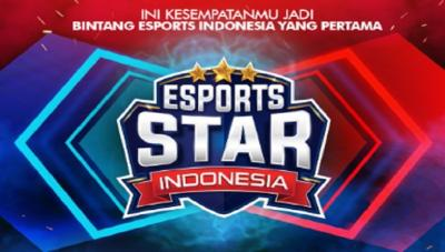 Pendaftaran Tutup 21 Juni, 20.000 Gamers Siap Jadi Bintang Terbaik di Esports Star Indonesia