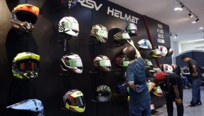 Helm Ternyata Miliki Masa Kedaluwarsa