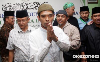 Ustadz Abdul Somad Ungkap 4 Cara Mendapat Ketenangan