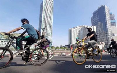 Bersepeda, Baca Doa Ini agar Selamat dalam Perjalanan