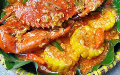 Tanggal Muda Bahagia, Yuk Masak Kepiting Saus Padang ala Restoran