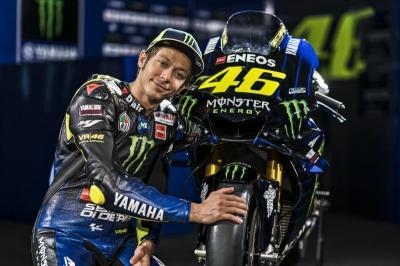 Rossi Senang dengan Kariernya di MotoGP