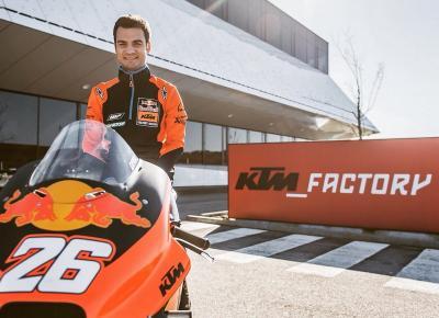 Pedrosa Nilai Kehadiran Petrucci Baik untuk Pengembangan Motor KTM