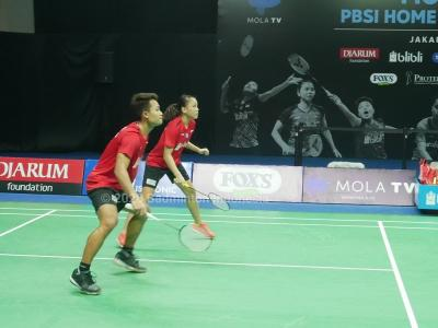 Akbar Winny dan Zacharia Hediana Petik Kemenangan Perdana di Home Tournament