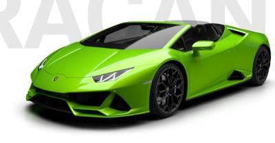 Lamborghini Huracan Ini Digunakan Antar Mangga ke Pembeli