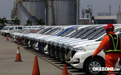 Penjualan Mobil Jepang Turun 38% pada Mei 2020