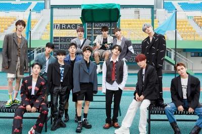 Heng:garae Puncaki Oricon, SEVENTEEN Catat Rekor Baru