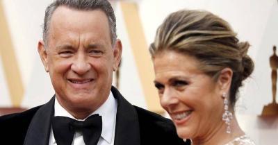 Sembuh dari Covid-19, Tom Hanks Marahi Orang yang Tak Mau Pakai Masker