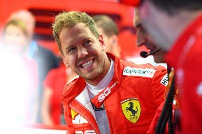 Tak Sabar Lakoni Seri Perdana F1 2020, Vettel: Saya Siap Berikan Segalanya