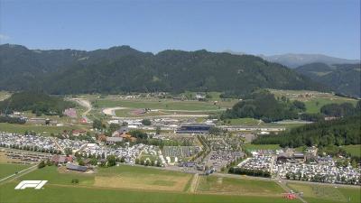 5 Pemenang Terakhir F1 GP Austria, Bukan Hamilton yang Mendominasi