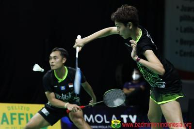 Kejutan, Hafiz Gloria Takluk dari Akbar Winny di Laga Home Tournament