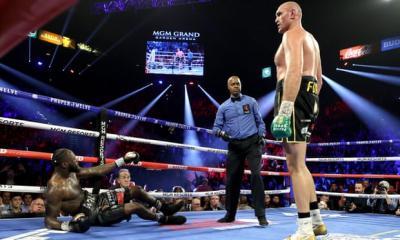Pertarungan Ketiga Tyson Fury vs Deontay Wilder Digelar 19 Desember 2020