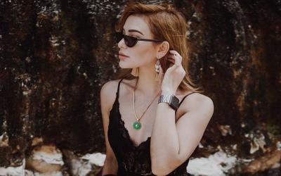 Nora Alexandra Bakal Ikut Kontes Bikini Internasional