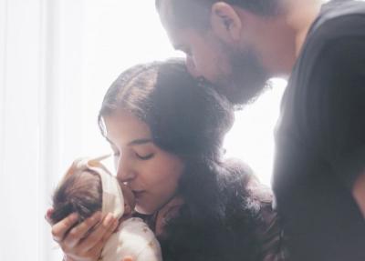 4 Family Potret Pertama Tasya Farasya, So Sweet