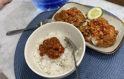 Gara-Gara Ayam Geprek, Chef Arnold Poernomo Dibully Netizen