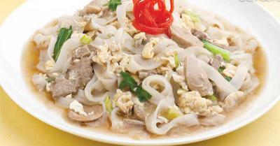 Resep Kwetiau Siram, Masakan Lezat untuk Akhir Pekan