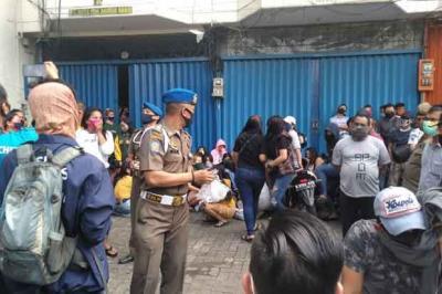 "Kacau! Diskotek Tetap Buka di PSBB Transisi, Pengunjung Diciduk saat ""Ngamar"""