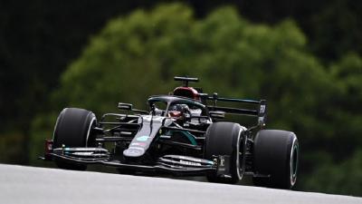 Hasil Sesi Latihan Bebas 1 F1 GP Austria 2020