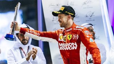 Meski Akan Berpisah, Ferrari Tetap Hargai Jerih Payah Vettel