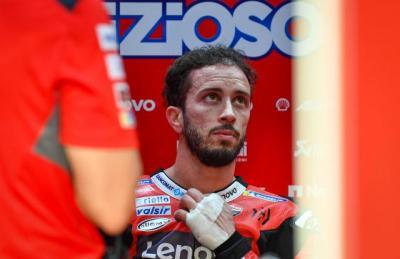 Sebelum Pinang Petrucci, KTM Ternyata Sempat Ingin Boyong Dovizioso