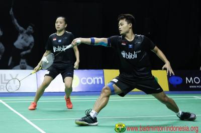 Jumpa Praveen Melati di Final Home Tournament, Akbar Winny: Mereka Kuat