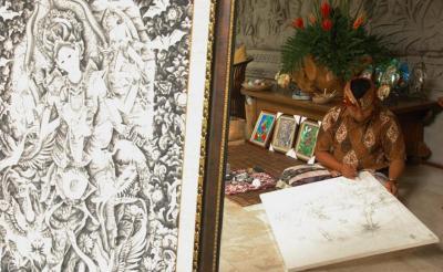 Di Tengah Pandemi, Seniman Tetap Harus Meningkatkan Kompetensi dan Kreativitasnya