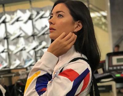 Pesona Kim Kilgroe, Atlet Cantik Triathlon asal Filipina