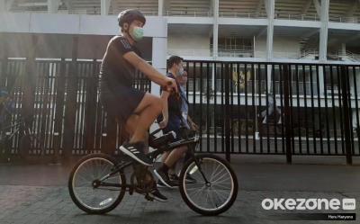 Lari atau Bersepeda, Mana Olahraga yang Efektif Bikin Kamu Langsing?