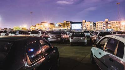 Bakal Ada Drive-In Cinema, Ini Syarat Mobil Agar Bisa Nonton