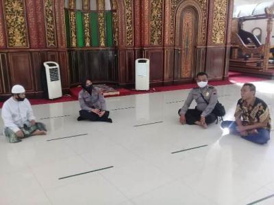 Masjid di Solo Siap Sambut New Normal, Sediakan Sarana Cegah Covid-19