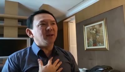 Temui Selingkuhan Veronica Tan, Ahok: Kalau Saya Mau Pukul Bisa Mati Dia
