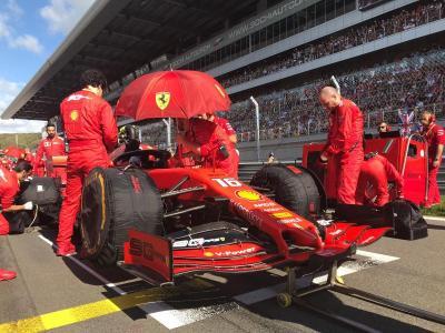 Jelang F1 GP Austria 2020, Kecepatan Jadi Masalah untuk Leclerc dan Ferrari