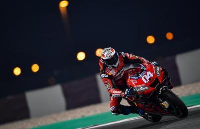 Ciabatti Tegaskan Tak Ada Pembalap Ducati yang Uji Coba Pakai Motor Ilegal