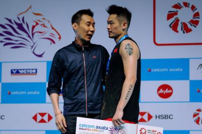 Lin Dan Pensiun, Begini Reaksi Lee Chong Wei