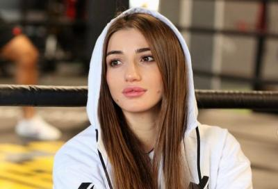 Fatima Dudieva, Petinju Rusia yang Cantik Jelita