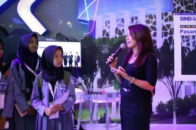 Tips Sukses Jadi News Anchor ala Risca Indah