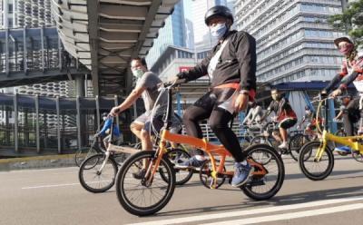 Gaji Rp4 Juta Ingin Beli Sepeda Sekelas Brompton, Caranya?