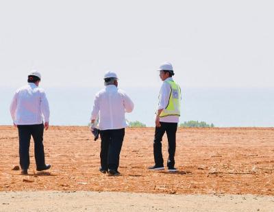 Fakta-Fakta 7 Perusahaan Relokasi Pabrik ke RI yang Bikin Jokowi Senang