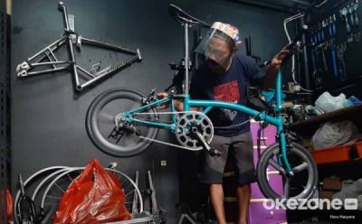 Gowes Jadi Tren Saat Covid-19, Nilai Pasar Sepeda Secara Fantastis Tembus Rp902,9 Triliun